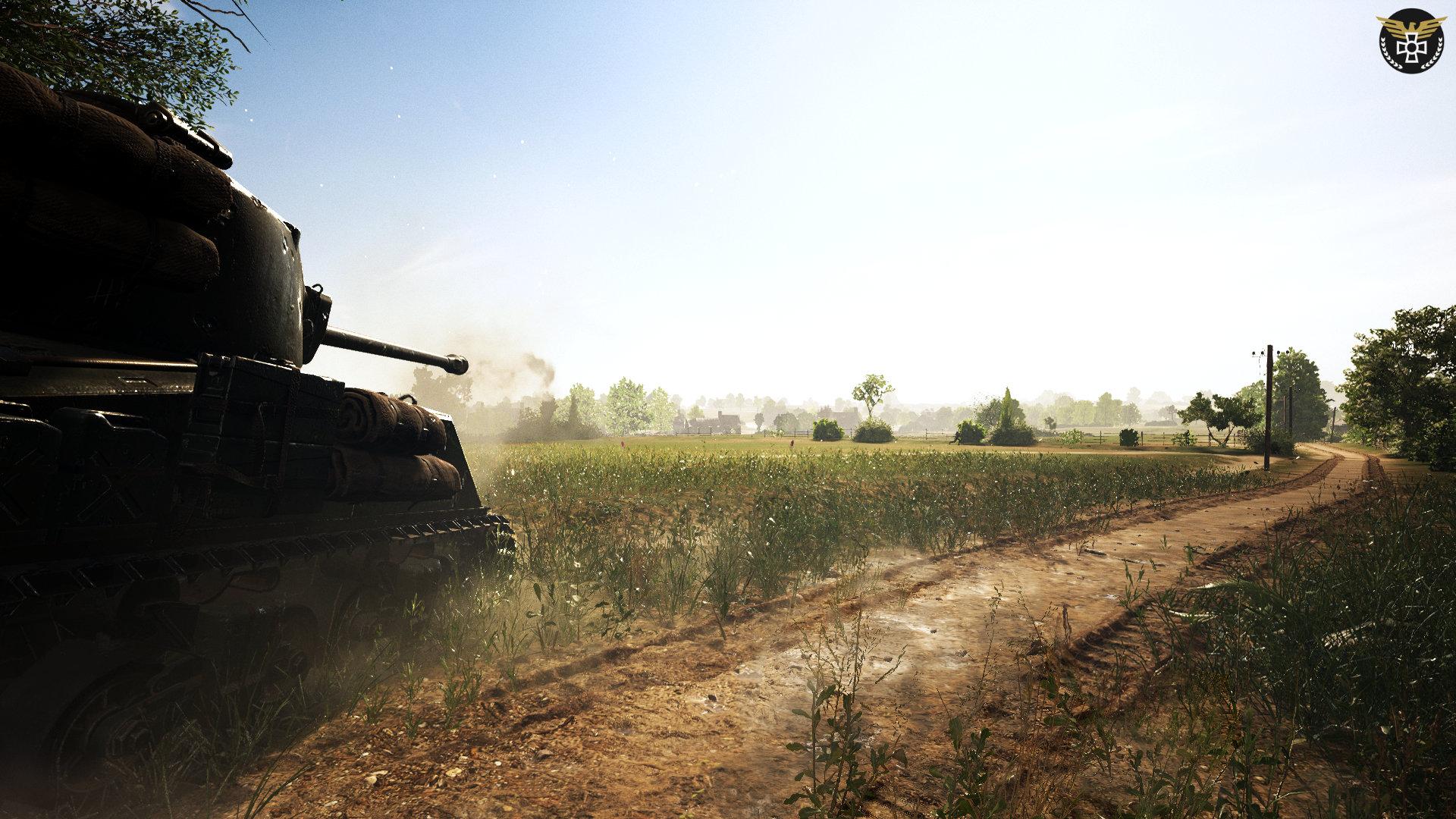 SME Sherman Assault